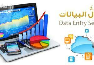 11294إدخال البيانات ، كتابة العمل ، نسخ لصق ، إدخال بيانات في اسرع وقت ممكن .