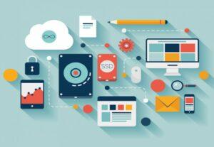 11745تصميم وتعديل المواقع – Web Design