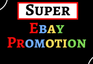 14186I will  active Promoted listing on ebay