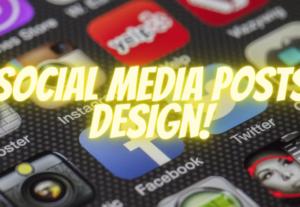 16289تصميم بوستات مواقع التواصل الاجتماعي